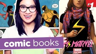 Ms. Marvel | Comic Book Review