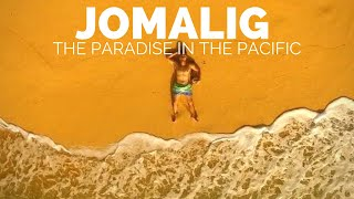 THE PARADISE IN THE PACIFIC OCEAN - JOMALIG ISLAND, QUEZON PROVINCE