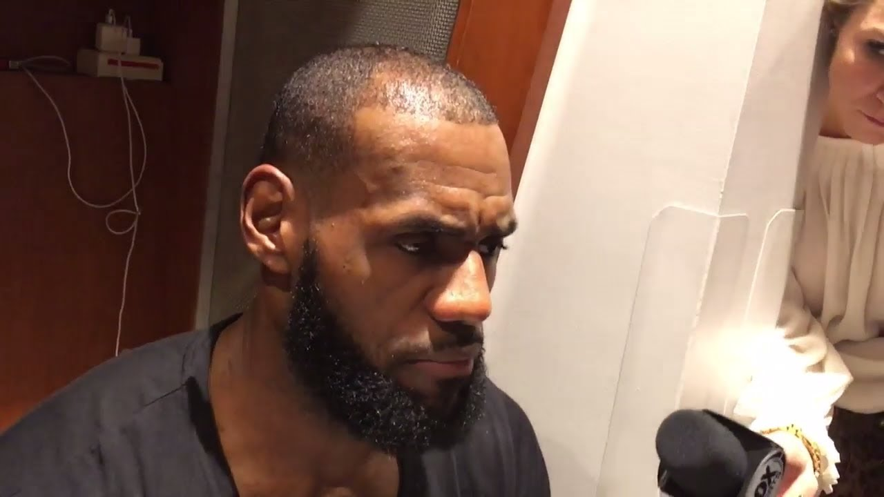 "LeBron James says it's ""too early to judge"" Cleveland Cavaliers after early struggles 