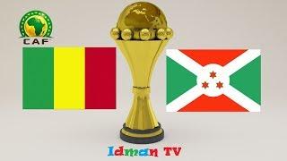 Mali - Burundi | Мали - Бурунди