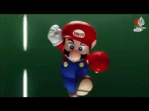 Tokyo Toquio  2020 Vídeo encerramento das olimpíadas Rio 2016