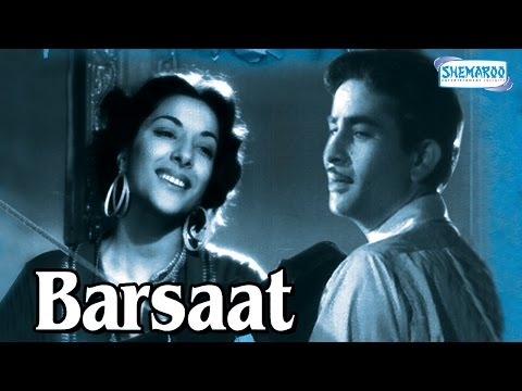 Barsaat (1949) - Hindi Full Movie - Raj Kapoor - Nargis - Premnath...