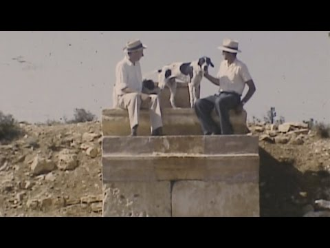 Cyprus: Excavations at Kourion.