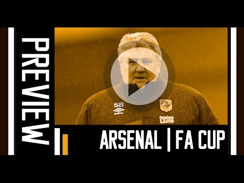 Arsenal v The Tigers | Preview With Steve Bruce