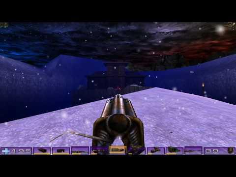 40 (Gala's Peak) Let's Play UT2004 Mods & Maps U1 Game Type