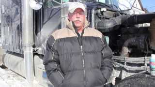 Cold Weather Starting  Big Rigs
