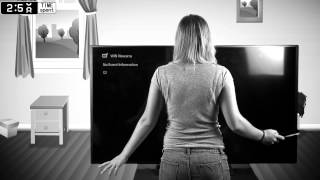 Case Study 2 - Setting up your TV the Hard Way