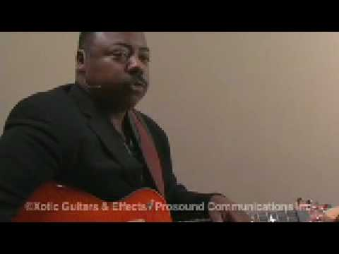 Paul Jackson Jr. talks about Xotic effects BB Plus