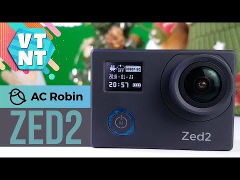 AC Robin Zed 2 Обзор