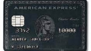 AMERICAN EXPRESS CENTURION BLACK CARD CHINESE MAN BUYS $170 MILLION PAINTING POINTS