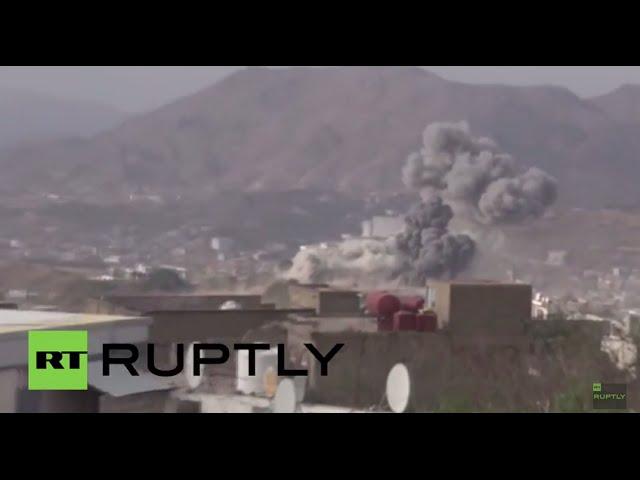 Yemen: Saudi-led airstrikes rock Taez, at least 27 reported dead