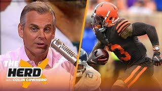 OBJ watch problem is self-inflicted, talks 1st year HC struggles & Sean McVay | NFL | THE HERD