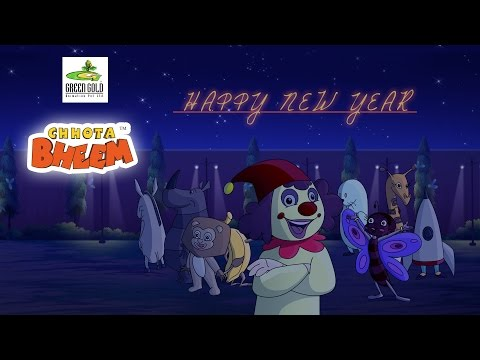 Chhota Bheem - Happy New Year video