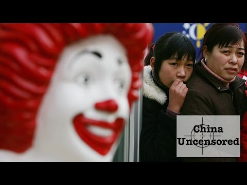 McDonald's Food Scandal in Shanghai! | China Uncensored