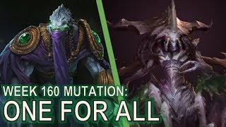 Starcraft II: Co-Op Mutation #160 - One For All [The Z Team]