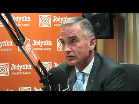 Jackowski: świadczenia socjalne i bazy NATO to różne sprawy (Jedynka)