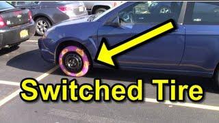 Spray Paint Cars Prank
