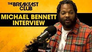 Michael Bennett On