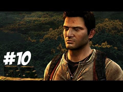 Uncharted Golden Abyss Playthrough Part 10 - Chapter 16 - Give Me My Gun