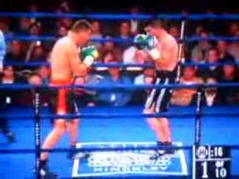 Ricardo Cortes Boxer Ricardo Cortes