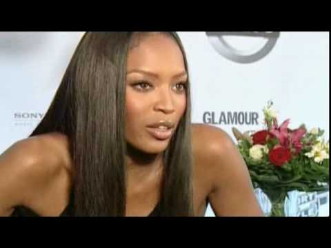 Naomi Campbell - Black is Beautiful