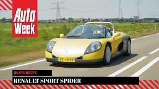 Renault Sport Spider - Blits Bezit