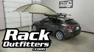 Rhino Rack Dome 1300 SunSeeker Mount Shade Rain Awning