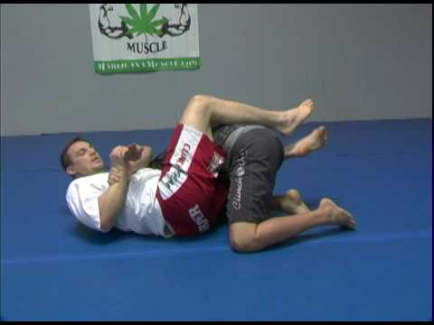 Bryan Harper's 5 basic subs from guard - No gi Jiu Jitsu Grappling begginer techniques subs finishes Image 1
