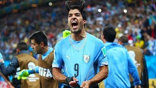 Suarez: Hand of the Devil? - Oh My Goal