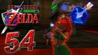 Let's Play The Legend of Zelda Ocarina of Time Part 54: Die komplette Gerudo-Arena & die Eispfeile