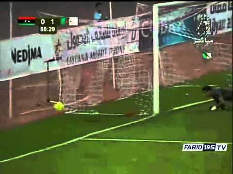 Libya 0 - 1 Algerie # Sodani