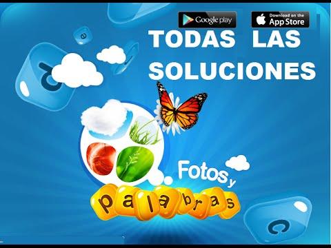 Todas las Soluciones juego facebook Fotos y Palabras respuestas 2014