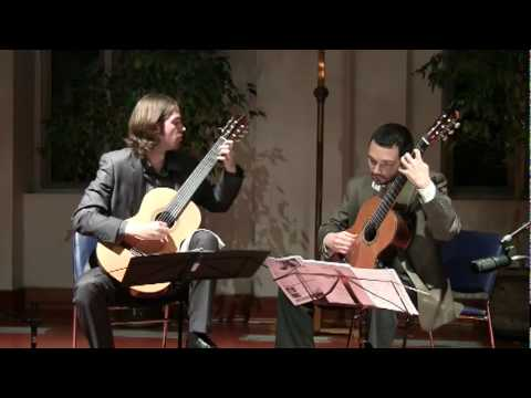 Henderson-Kolk Duo play Lhoyer Duo Concertant in E minor.