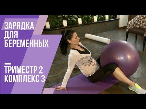 Гимнастика для беременных маша ефросинина 1 триместр 90