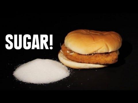 The Crazy Amount Of Sugar Hiding In Random Foods