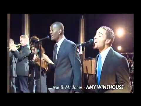 Amy Winehouse - Me And Mr Jones (Live De La Semaine)