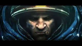 StarCraft II Wings of Liberty terran gameplay #1
