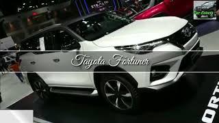 Fortuner 2019 2.8 TRD Sportivo 4WD Walkaround Exterior & Interior