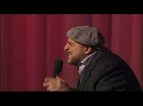 Omid Djalili - Royal Variety Performance 2006