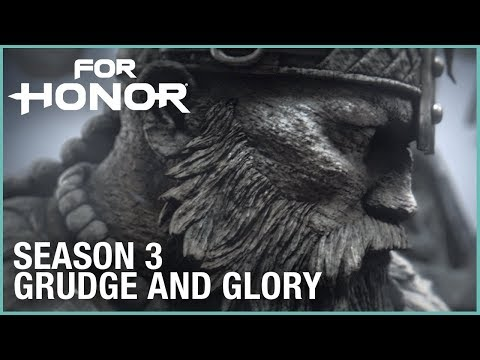 For Honor: Season 3 Teaser Grudge And Glory | Trailer | Ubisoft [US]
