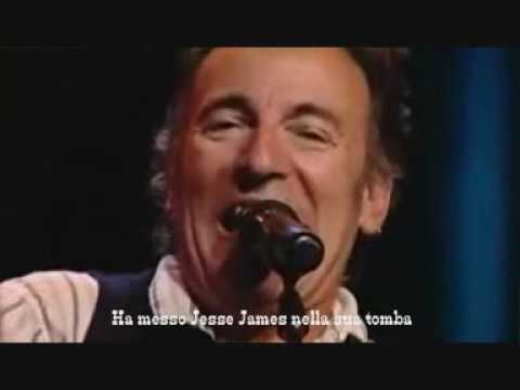 Bruce Springsteen - Jesse James
