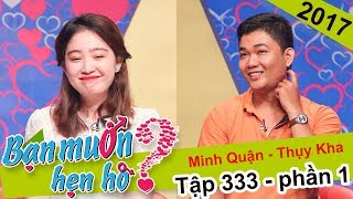 Capricorn fruitfully flirt Pisces by willing to drive 80km to visit her|Minh Quan-Thuy Kha|BMHH333