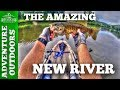 Kayak Fishing ~ New River Smallmouth Bass Adventure ~ Sparta, NC