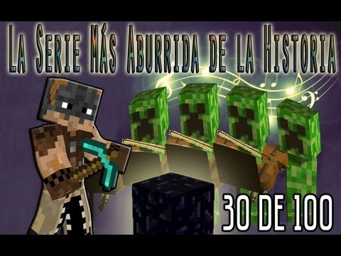 LA SERIE MAS ABURRIDA DE LA HISTORIA - Episodio 30 de 100 - AFORTUNADO