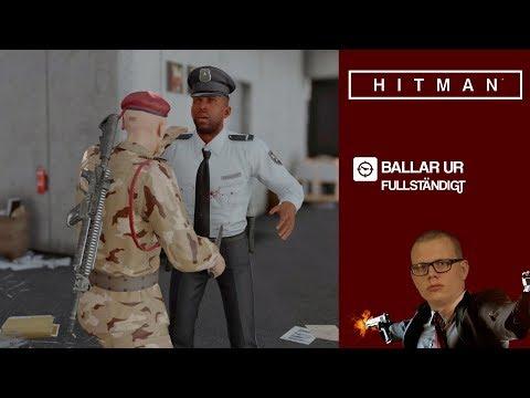 FULLSTÄNDIG URBALLNING | Hitman på svenska med figgehn | #109
