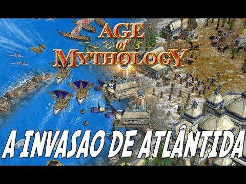 Age Of Mythology: A invasão de Atlântida #1 ??