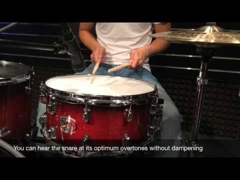 DrumClip Demostration At Drumstore Malaysia