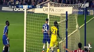 Chelsea vs Atletico Madrid 1 3  Highlights Champions League Semi Final 2014