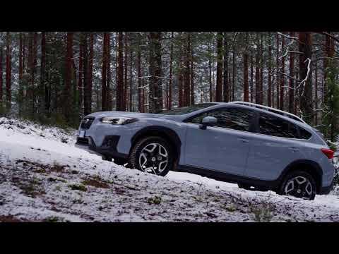Novi Subaru XV – off road