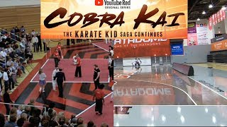 Karate Kid - Cobra Kai Original Tournament Location #5 in 2018